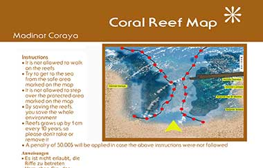Coral Sea sticker
